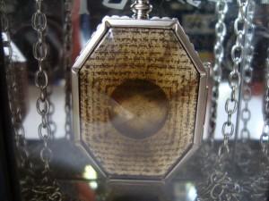 Guardapelo de Salazar Slytherin