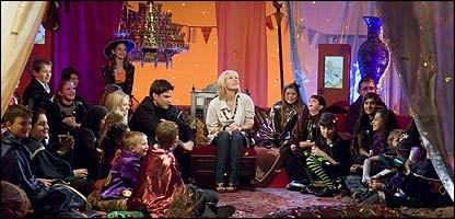 Entrevistas y Chats de JK Rowling