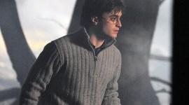 Y Otra Imagen de Daniel Radcliffe en el Rodaje de 'Las Reliquias de la Muerte'!