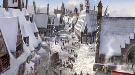 Habrá Nieve Todo el Año en el Parque Temático de Harry Potter
