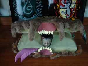 Monstruoso Libro de los Monstruos
