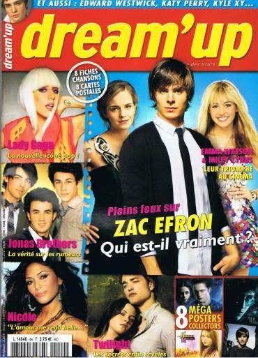 Reportaje de Emma Watson en Dream'UP Magazine