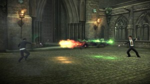 Duelo en el Videojuego de Harry Potter y el Misterio del Príncipe