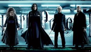 Snape y Draco