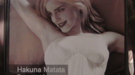 Nuevo Poster de Emma Watson para HMV My Inspiration