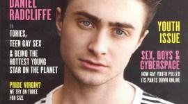 Daniel Radcliffe en la revista 'Attitude'