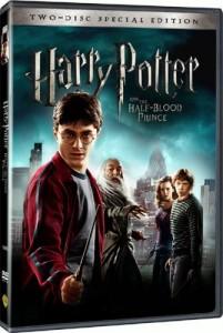 DVD de Harry Potter y el Misterio del Principe