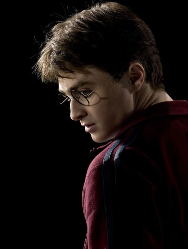 Gran Photoshoot de Harry Potter y el Misterio del Príncipe