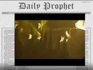 Revista 'Entertainment Weekly' Presentará la Primera Versión Muggle de 'El Profeta'!