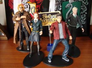 Figuras de Harry Potter y el Misterio del Príncipe