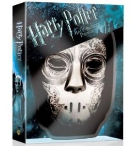 DVD Harry Potter y el Misterio del Príncipe con Máscara de Mortífagos