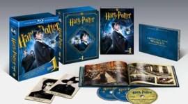 Novedades sobre la Edición Coleccionista de los DVDs de Harry Potter y nuevo DVD Juego y iPhone App de Harry Potter