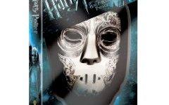 Edición Limitada de la Máscara de los Mortífagos en el DVD de 'El Misterio del Príncipe'