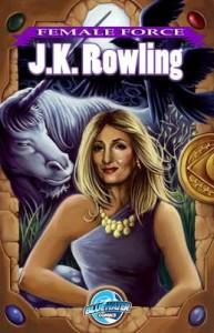 Comic de JK Rowling por Female Force