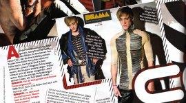 Nueva entrevista de Tom Felton en la revista Bravo