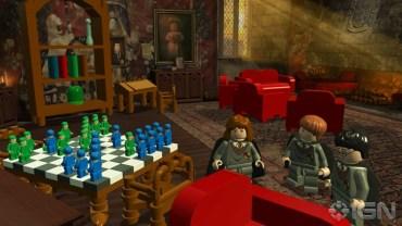 Nuevo tráiler del videojuego LEGO de Harry Potter