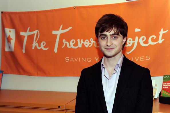 Daniel Radcliffe Apoya a 'The Trevor Project' para Ayudar a la ...