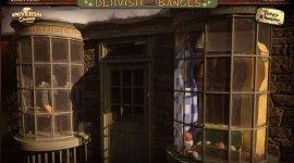 Arte Conceptual en la Web Oficial del Parque Temático de 'Harry Potter'