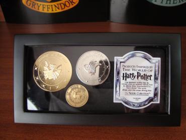 Productos de Harry Potter: Monedas Mágicas