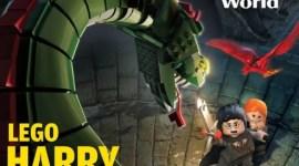 Nueva Imagen de 'Harry Potter Lego' en Portada de la Revista 'Nintendo World'