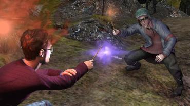 VIDEO: Teaser Oficial del Harry Potter y las Reliquias de la Muerte Parte 1: El videojuego