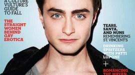 Daniel Radcliffe, en Portada y Nueva Sesión Fotográfica para la Revista 'Out'