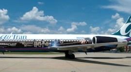 Aerolínea Lanza Vuelos Comerciales a Orlando Resort en el Avión 'Harry Potter 1'!