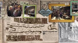 Nuevas Imágenes Promocionales de 'Harry Potter Film Wizardry', con Promos de 'Las Reliquias'