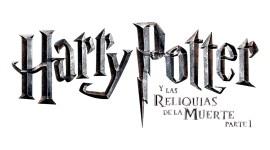 Logotipo Oficial de 'Harry Potter y las Reliquias de la Muerte, Parte I' en Español