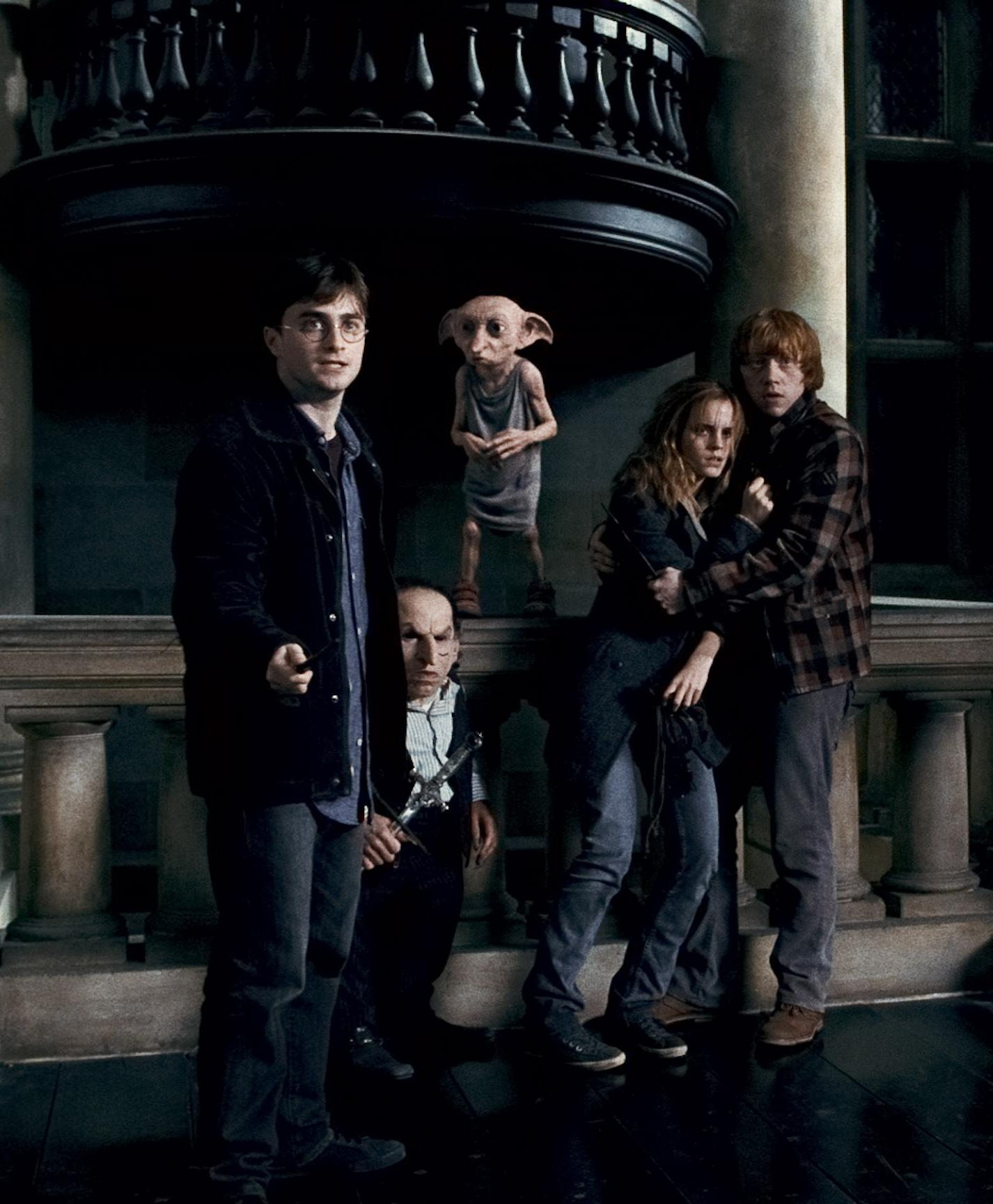 Potter En El Foco Opinión Sobre Harry Potter Y Las Reliquias De La Muerte Parte 1 Actualizado Blog Hogwarts