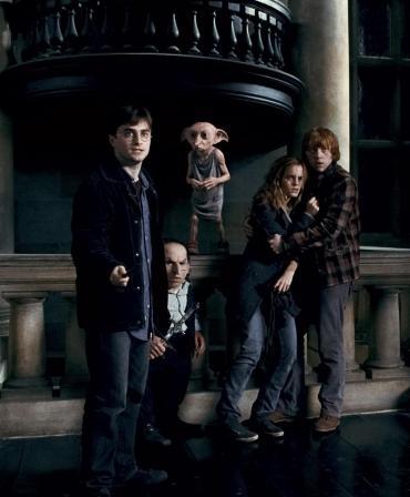Potter en el Foco: opinión sobre 'Harry Potter y las Reliquias de la Muerte, Parte 1' [ACTUALIZADO]