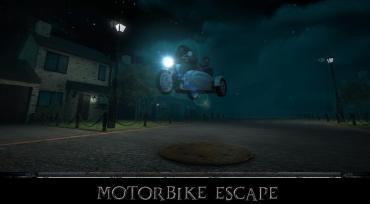 Website Oficial de 'Las Reliquias I' Revela Nuevo Juego Online: 'Motorbike Escape'