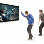 James y Oliver Phelps Demuestran cómo Jugar 'Las Reliquias, Parte I' con 'Kinect'