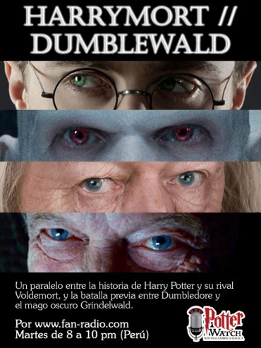 "Hoy PotterWatch: ""Harrymort//Dumblewald"""