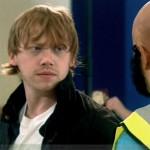 Videoclip: Rupert Grint en el Segmento de la Comedia de la BBC 'Come Fly With Me'