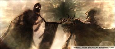 Reveladas Maravillosas Imágenes del Arte Conceptual de 'El Cuento de los Tres Hermanos'