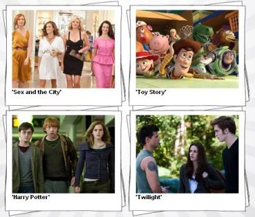 Vota por 'Harry Potter' como la Saga de Películas que Quisiéramos que Nunca Terminara