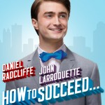 Primer Videoclip Promocional de Daniel Radcliffe en el Musical 'How to Succeed'