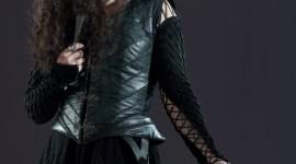 (Act.) Nuevas Imágenes de Bellatrix y Hermione en Sesión Fotográfica de 'Las Reliquias, Parte I'