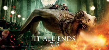 Nuevo Banner Promocional de 'Harry Potter y las Reliquias de la Muerte, Parte II'!