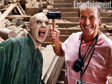 Especial de Harry Potter en 'Entertainment Weekly': Scans de la Revista y Nuevo Photoshoot del Trío