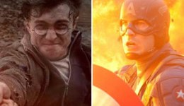 'Captain America' Supera en Taquilla a 'Las Reliquias de la Muerte, Parte II' en su Primer Fin de Semana