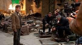 Nuevas Imágenes detrás de Cámaras de 'Harry Potter y las Reliquias de la Muerte, Parte II'