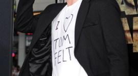 Rupert Grint Acompaña a Tom Felton en la Premiere de 'Rise of the Planet of the Apes'