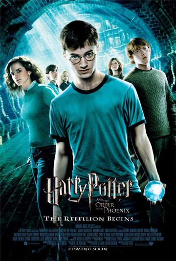 Maratón de película: 'Harry Potter y la Orden del Fénix'
