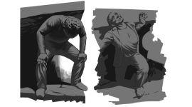 Reveladas Nuevas Imágenes del Arte Conceptual de 'Las Reliquias de la Muerte I y II'!