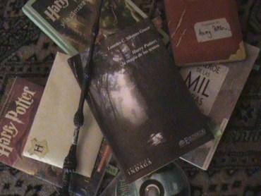 Reseña: 'Harry Potter: la magia de los textos'