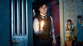 Nueva Fotografía de Daniel Radcliffe en 'The Woman in Black'
