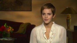 Nuevo Vistazo a Entrevista entre Emma Watson y JKR en DVD/Blu-ray de 'Las Reliquias II'