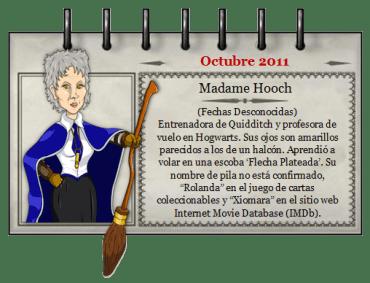 'Mago del Mes' – Octubre 2011